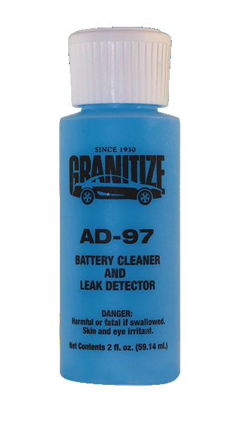 AD97 Battery Cleaner and Leak Detector